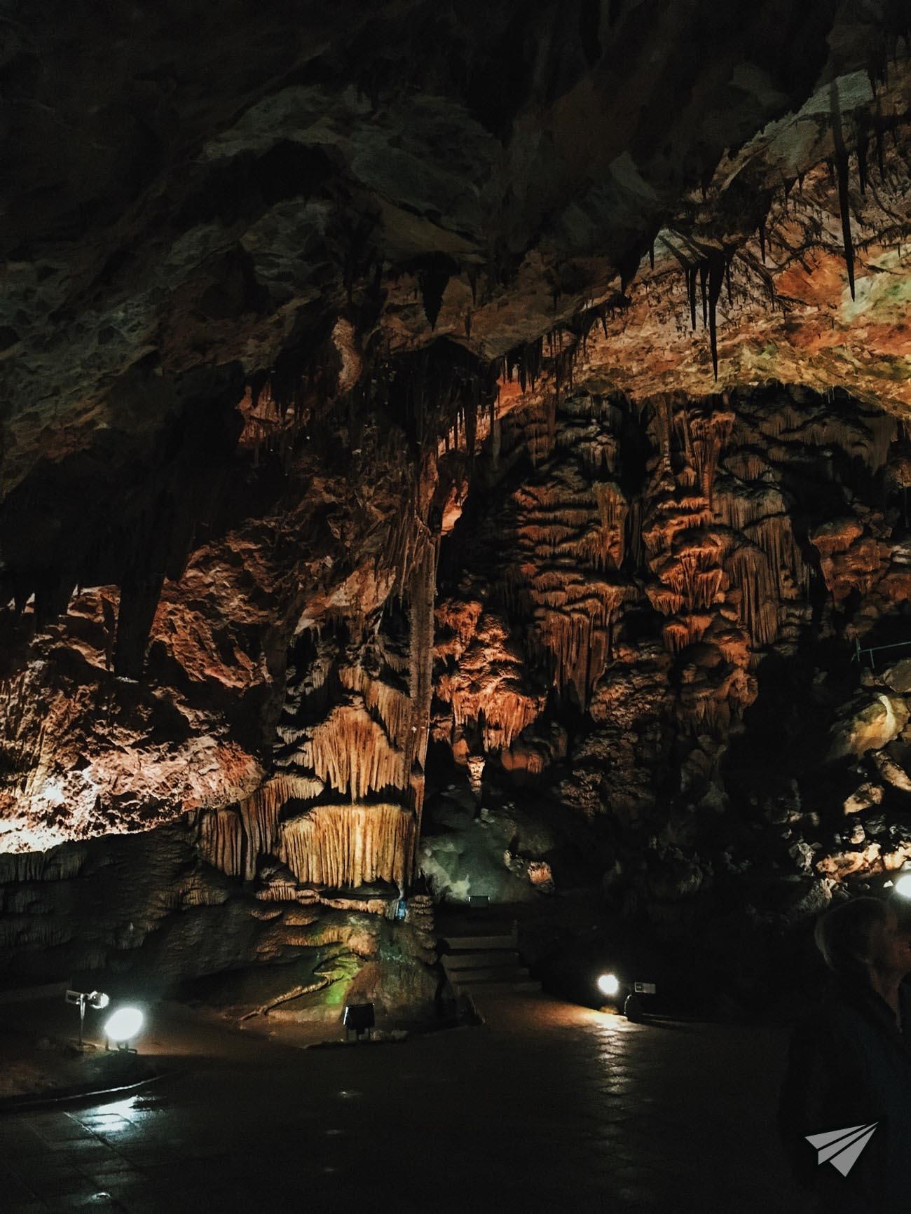 Съевата дупка пещера