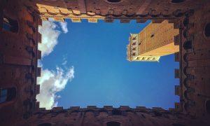 Щастието да си италианец#Сиена