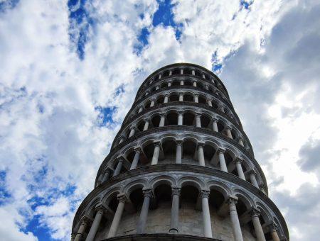 Щастието да си италианец #Пиза