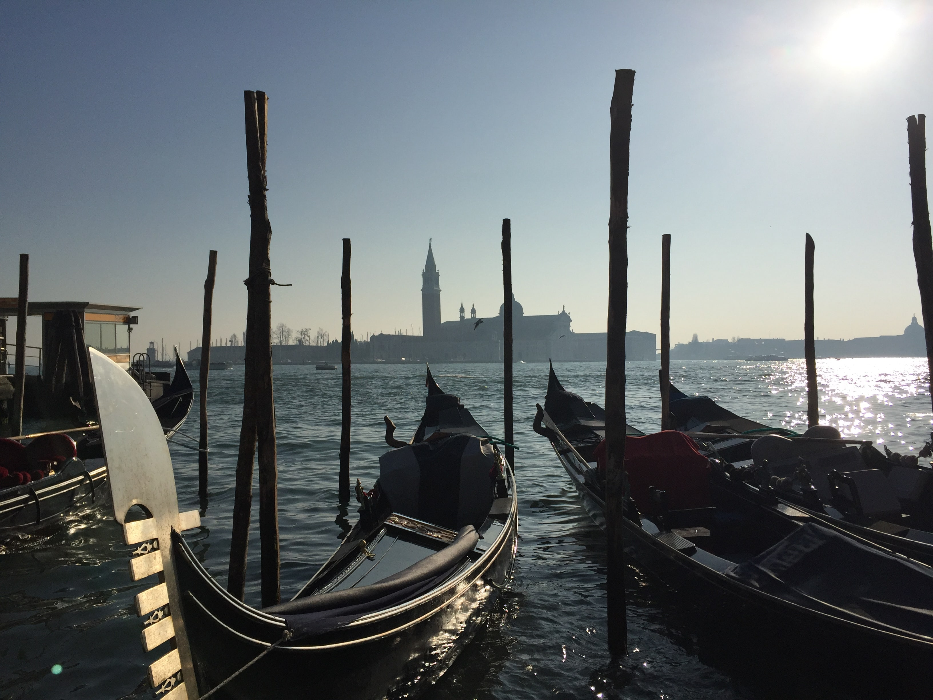 The happiness to be an Italian #Venice