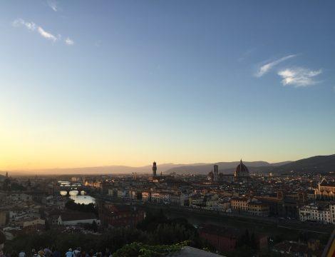 Щастието да си италианец #Флоренция 3