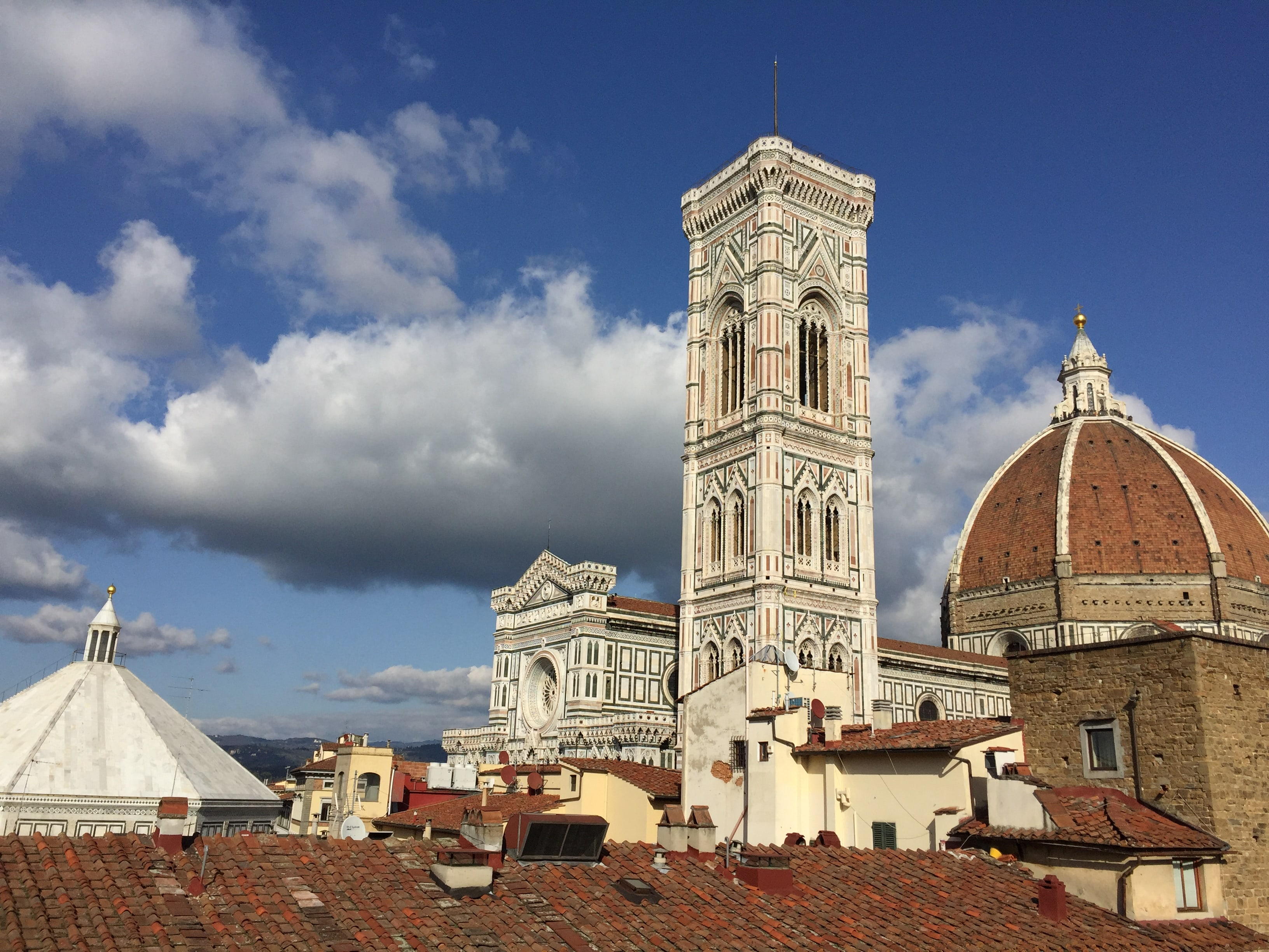 The happiness to be an Italian #Florence 1
