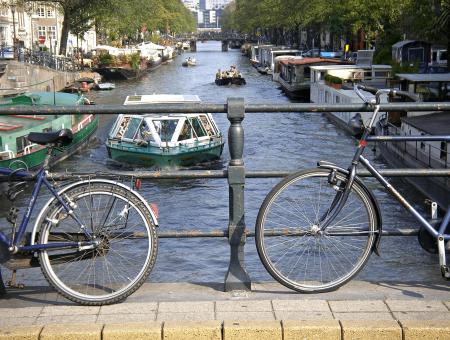 Adventure: Teodora Dobrilova in Amsterdam