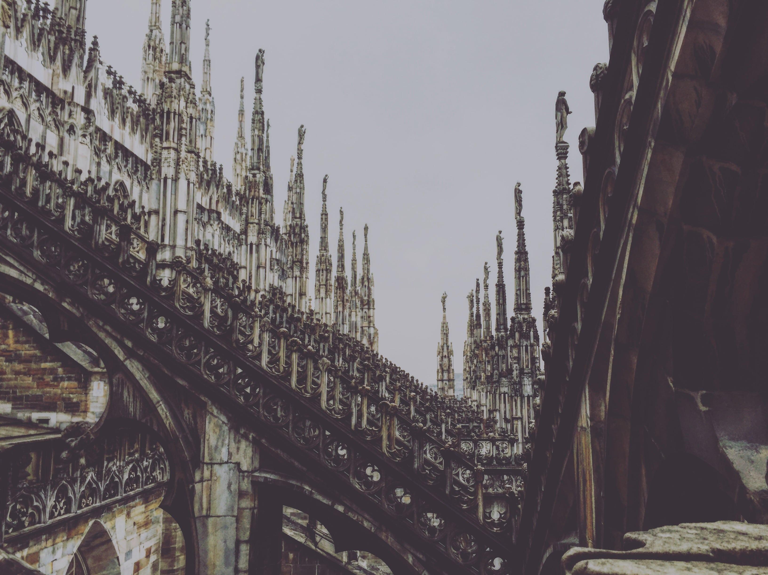 Щастието да си италианец #Милано