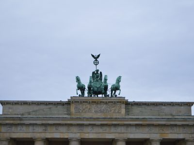 Авантюра: Рада Бонева в Берлин