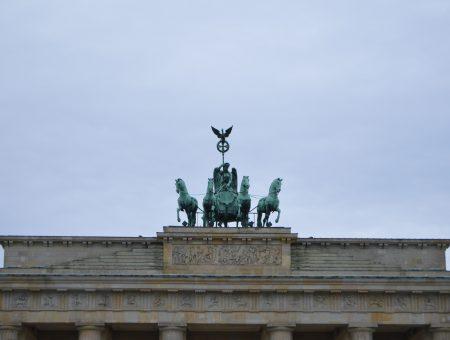 Adventure: Rada Boneva in Berlin