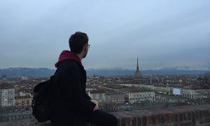 Щастието да си италианец #Торино