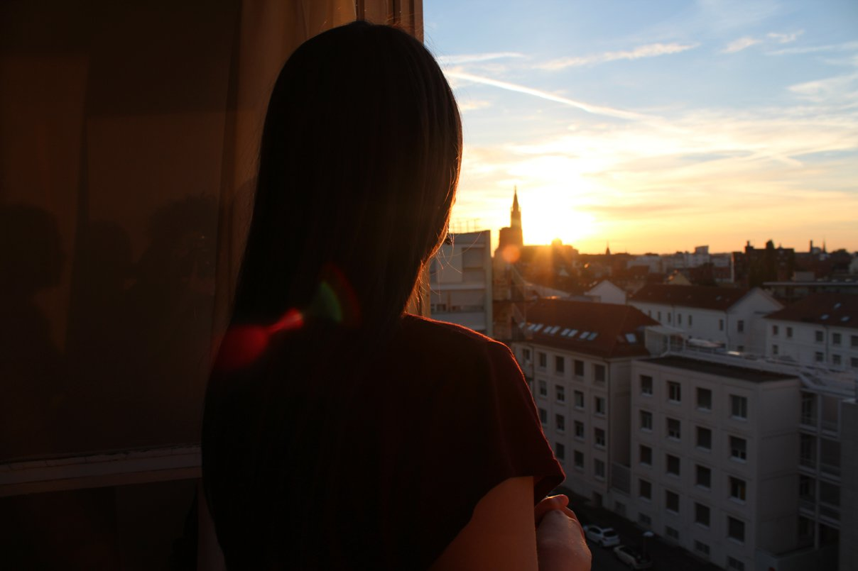Adventure: Gergana Angelova in Strasbourg
