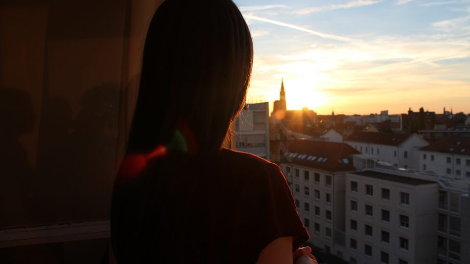 Авантюра: Гергана Ангелова в Страсбург