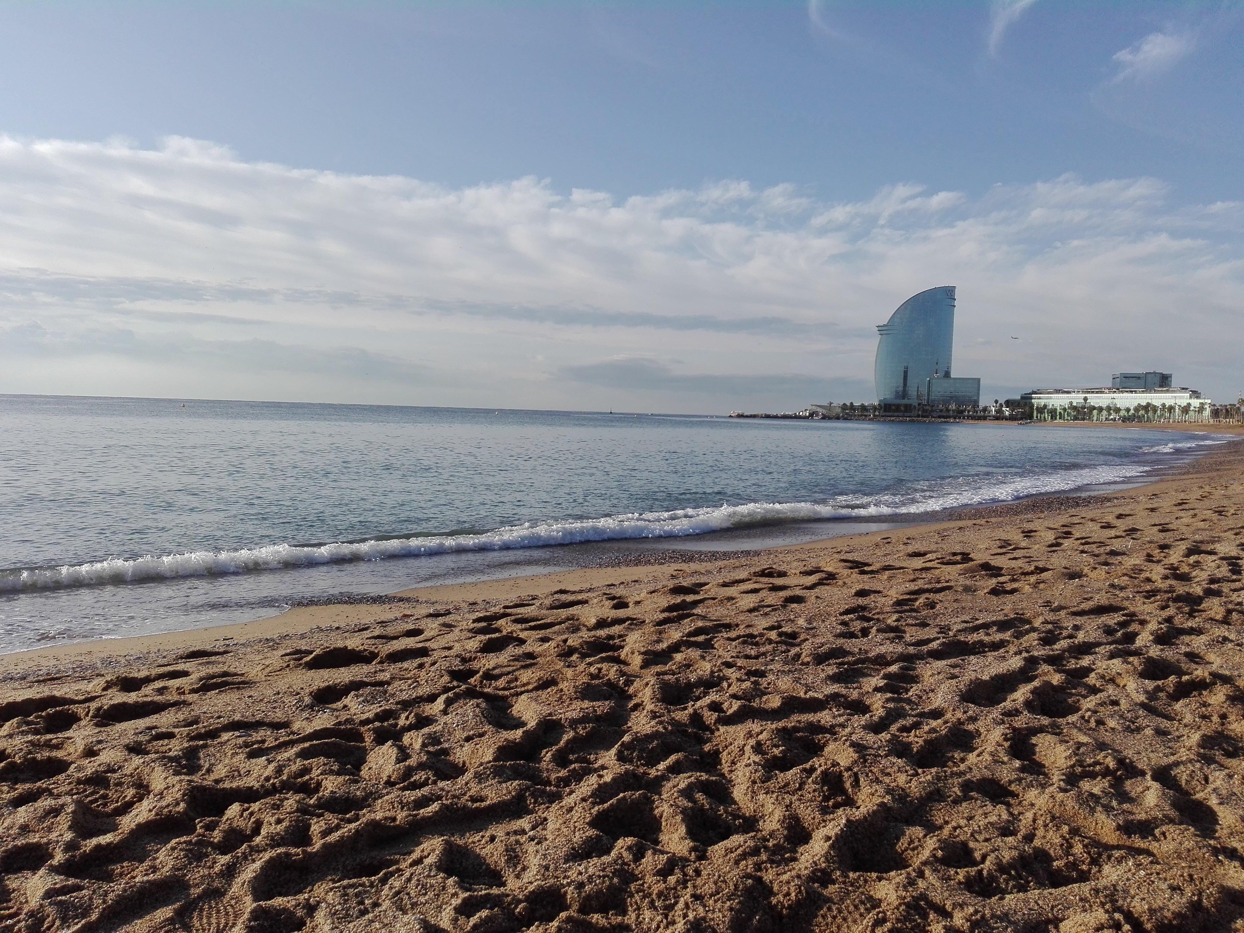 Adventure: Yavor Bachev in Barcelona