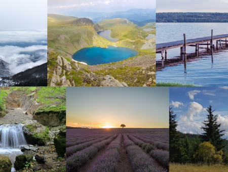 The favorite places of the Bulgarian travel bloggers in Bulgaria 2018