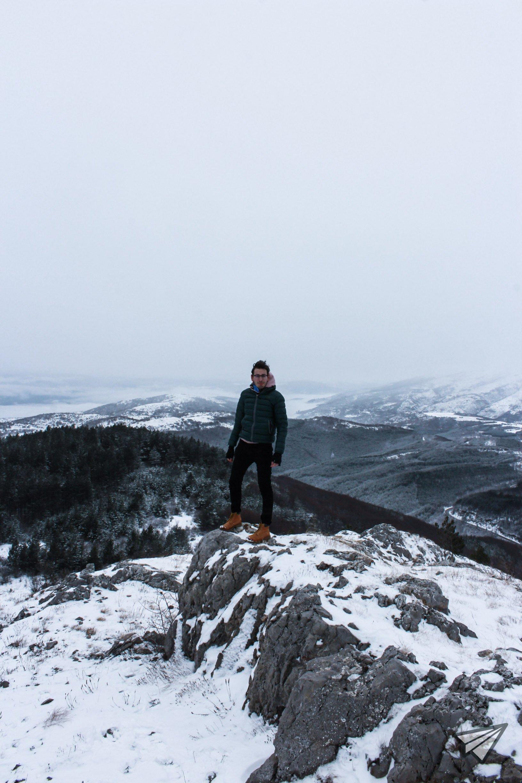 Konyavska mountain-panorama