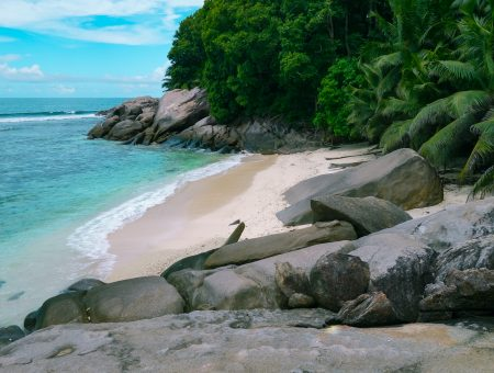 Adventure: Rosie Kerrigan on Moyenne Island, Seychelles