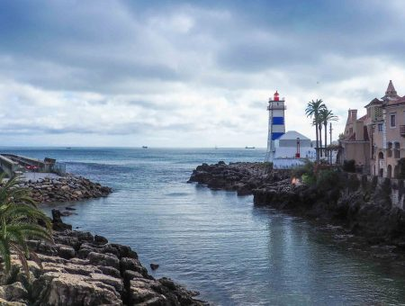 Walk to Cascais