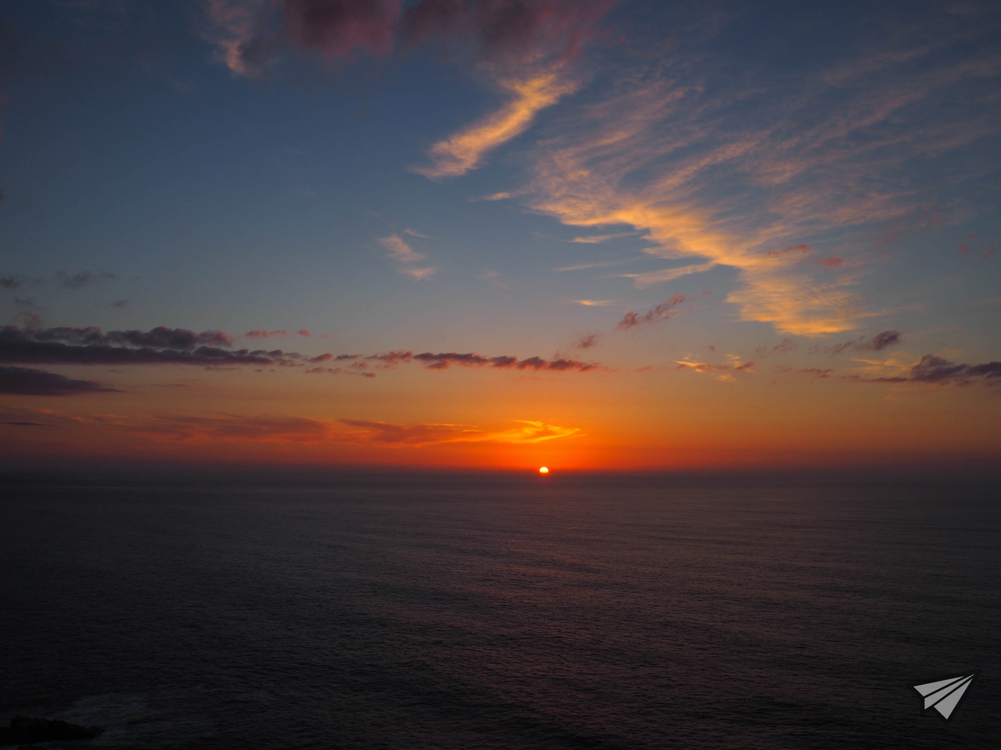Cabo da Roca sunset