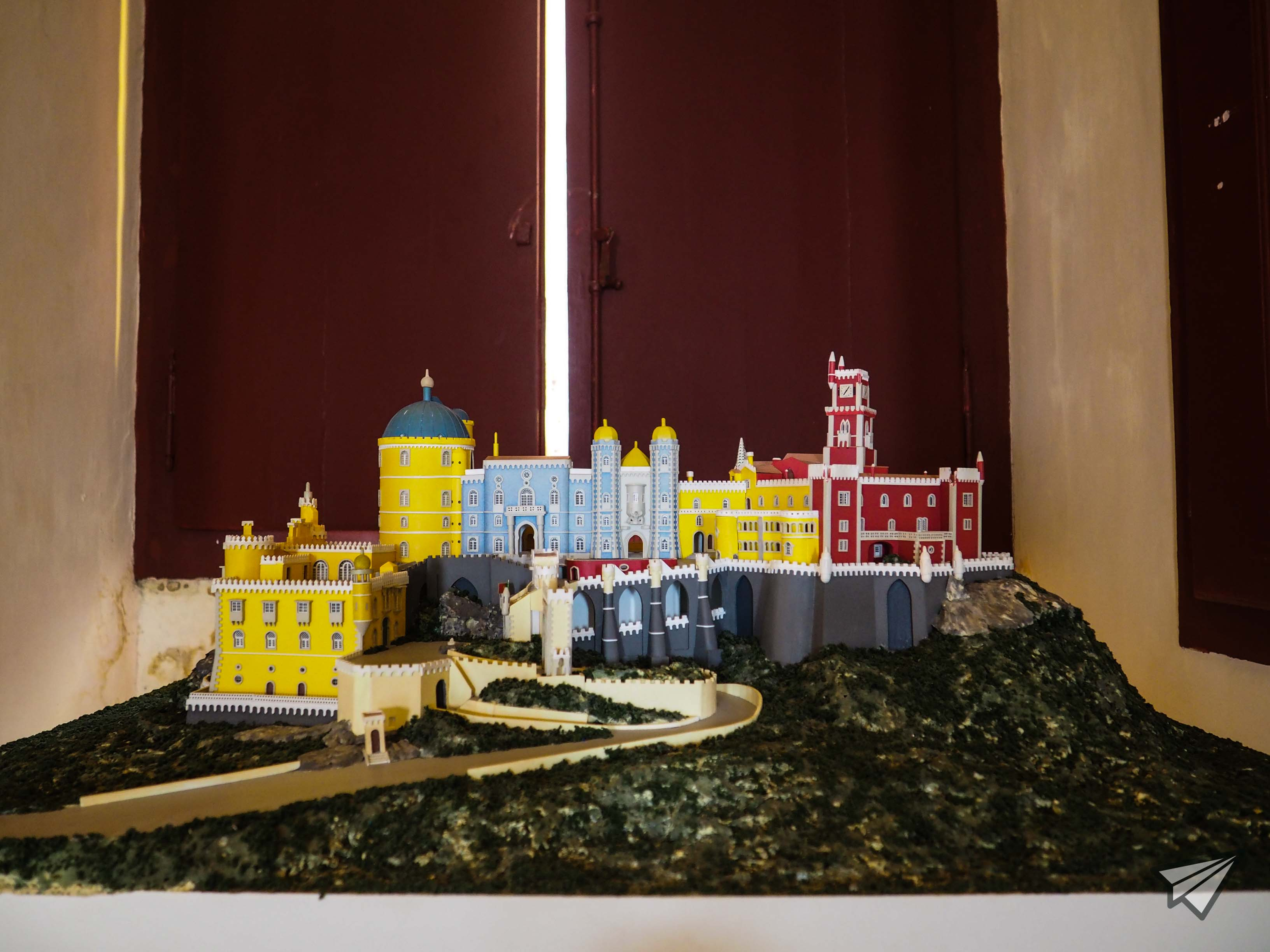 Дворецът Пена копие