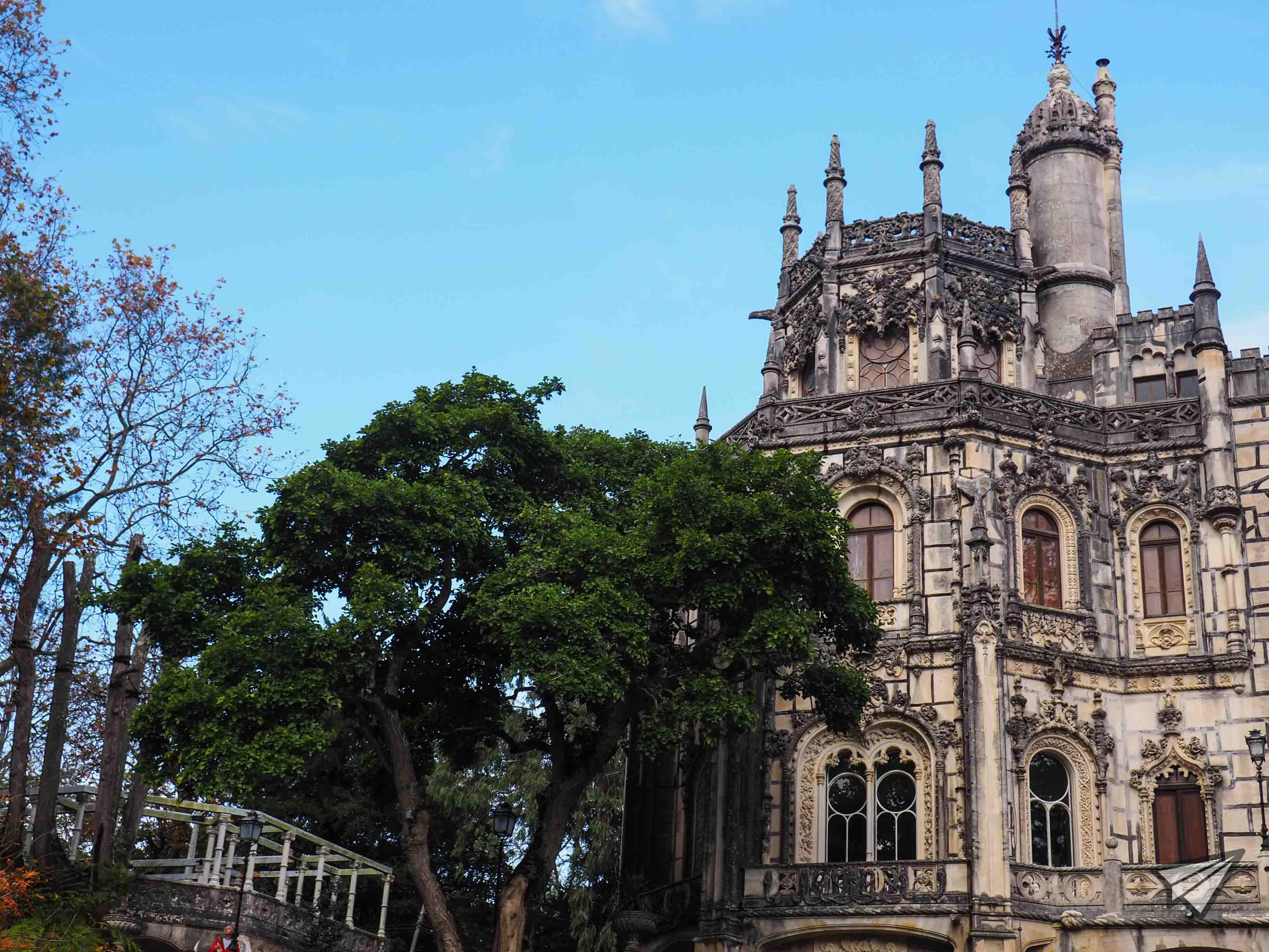 Дворецът Кинта да Регалейра