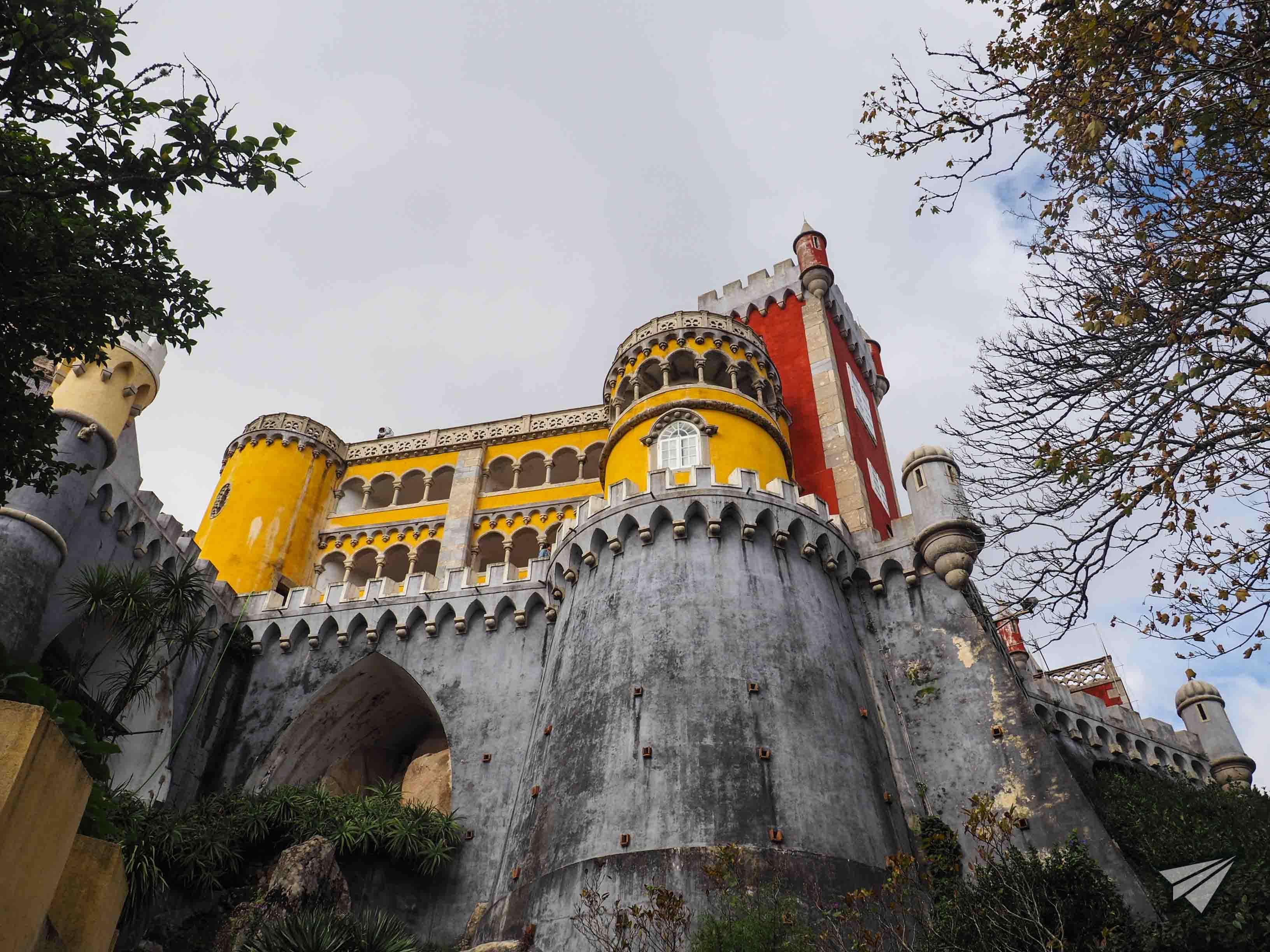 Дворецът Пена