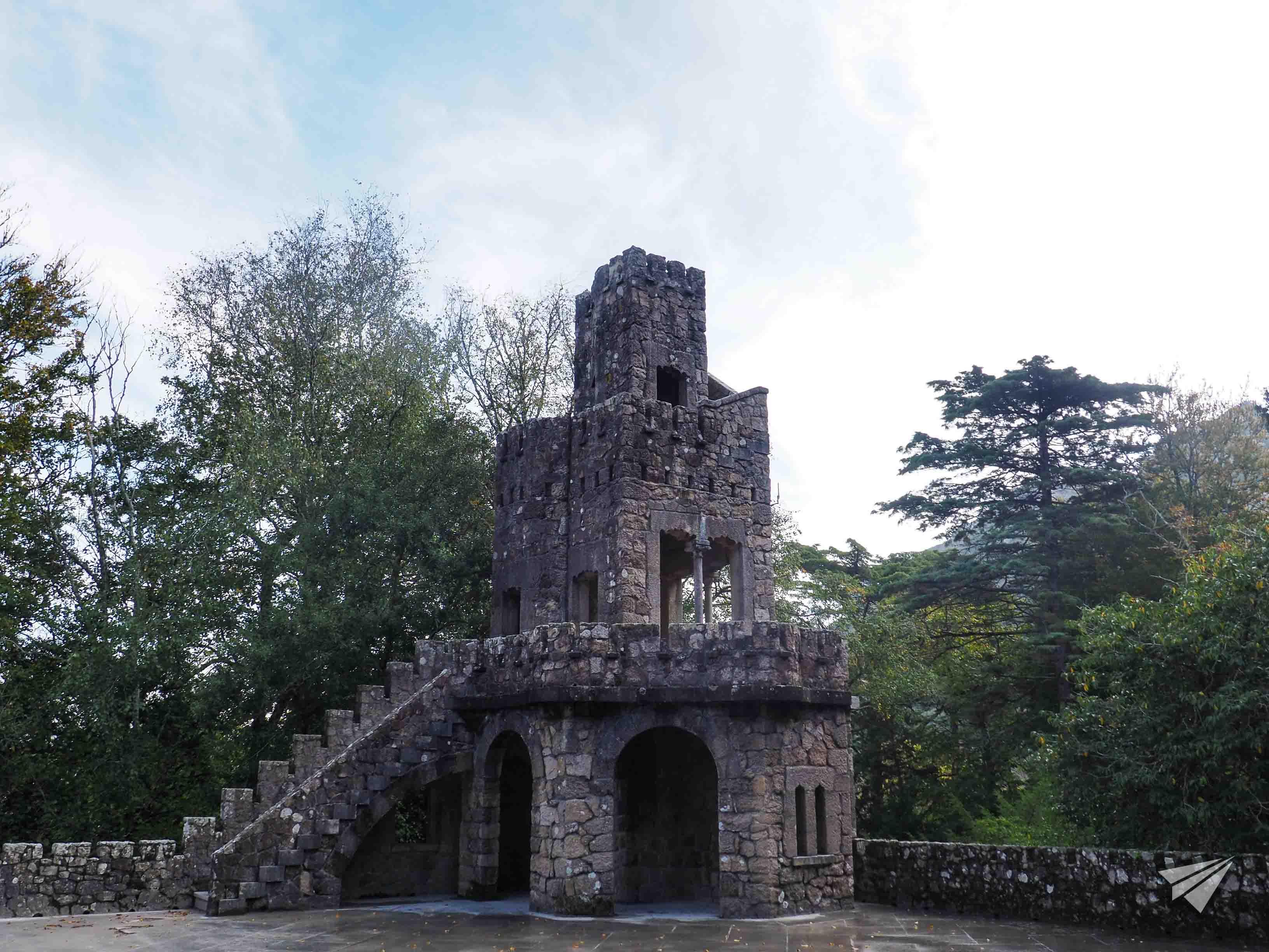 Дворецът Кинта да Регалейра съоръжения