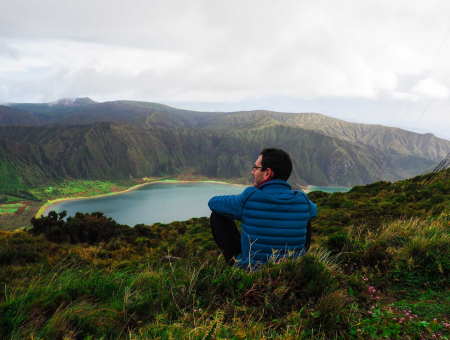 Azores – Central part