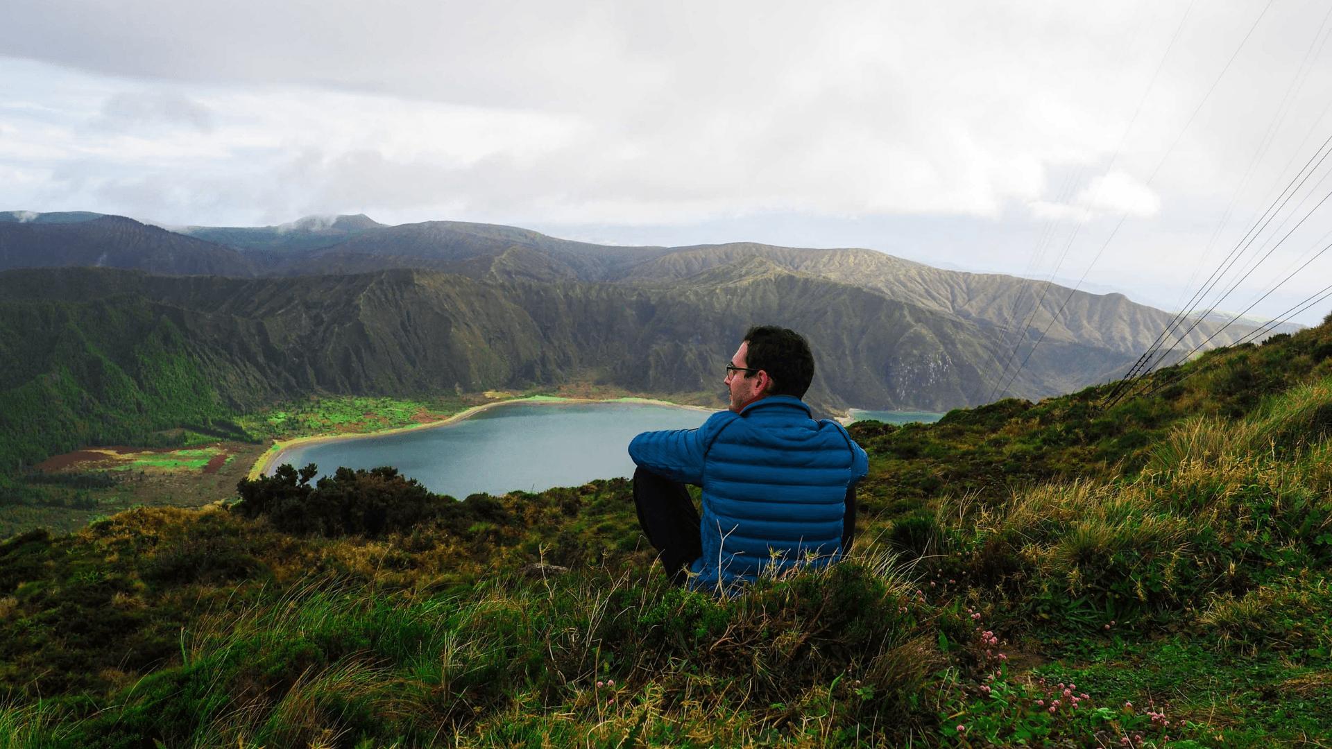 Азорски острови – централна част