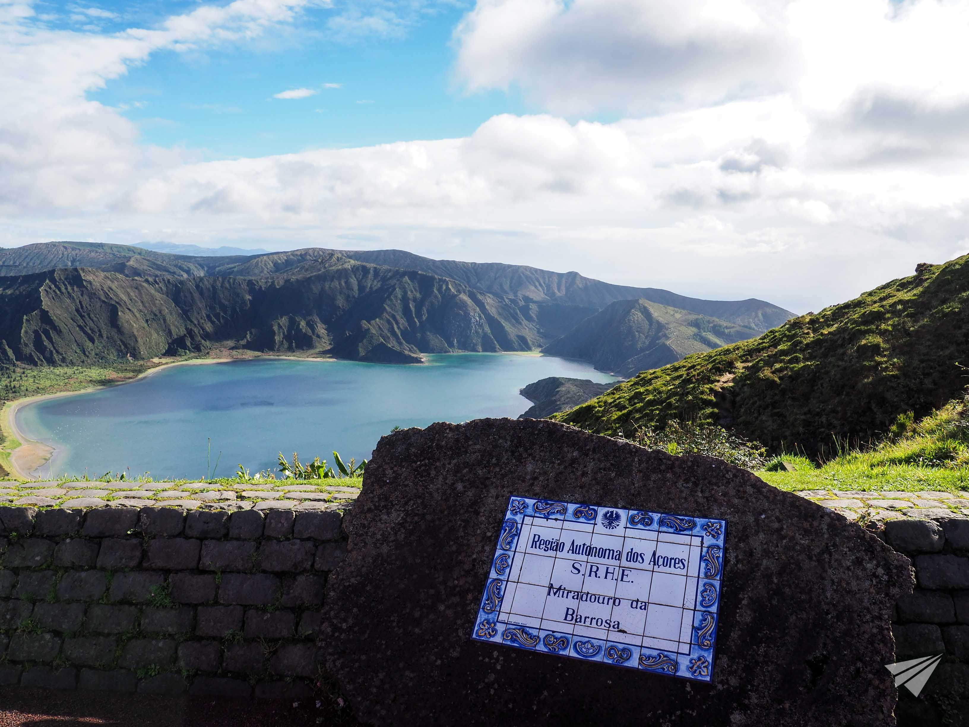 Miradouro do Pico da Barrosa