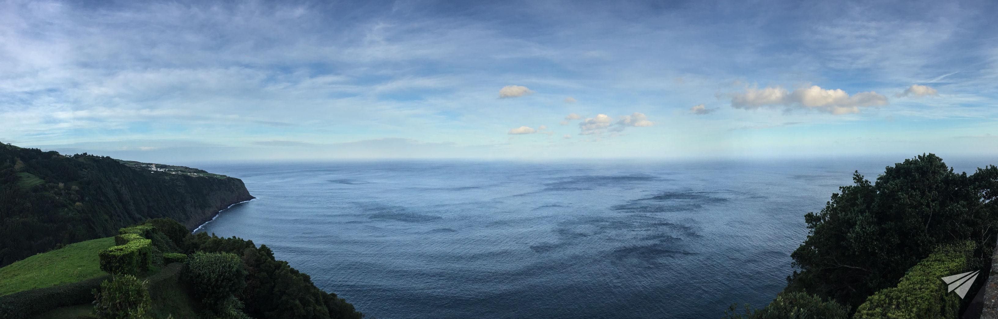 Miradouro da Ponta da Madrugada панорама