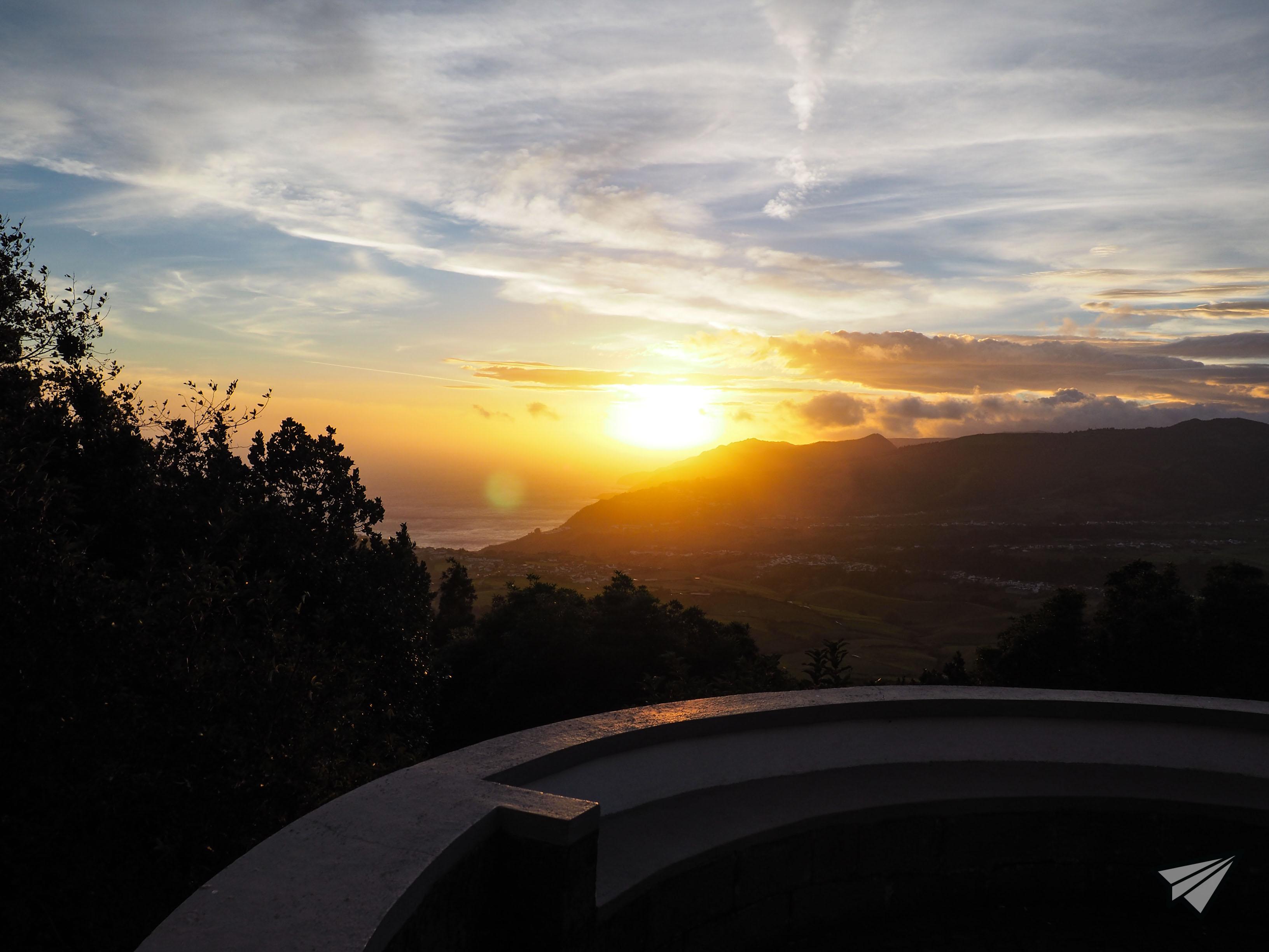 Miradouro Pico Long гледка