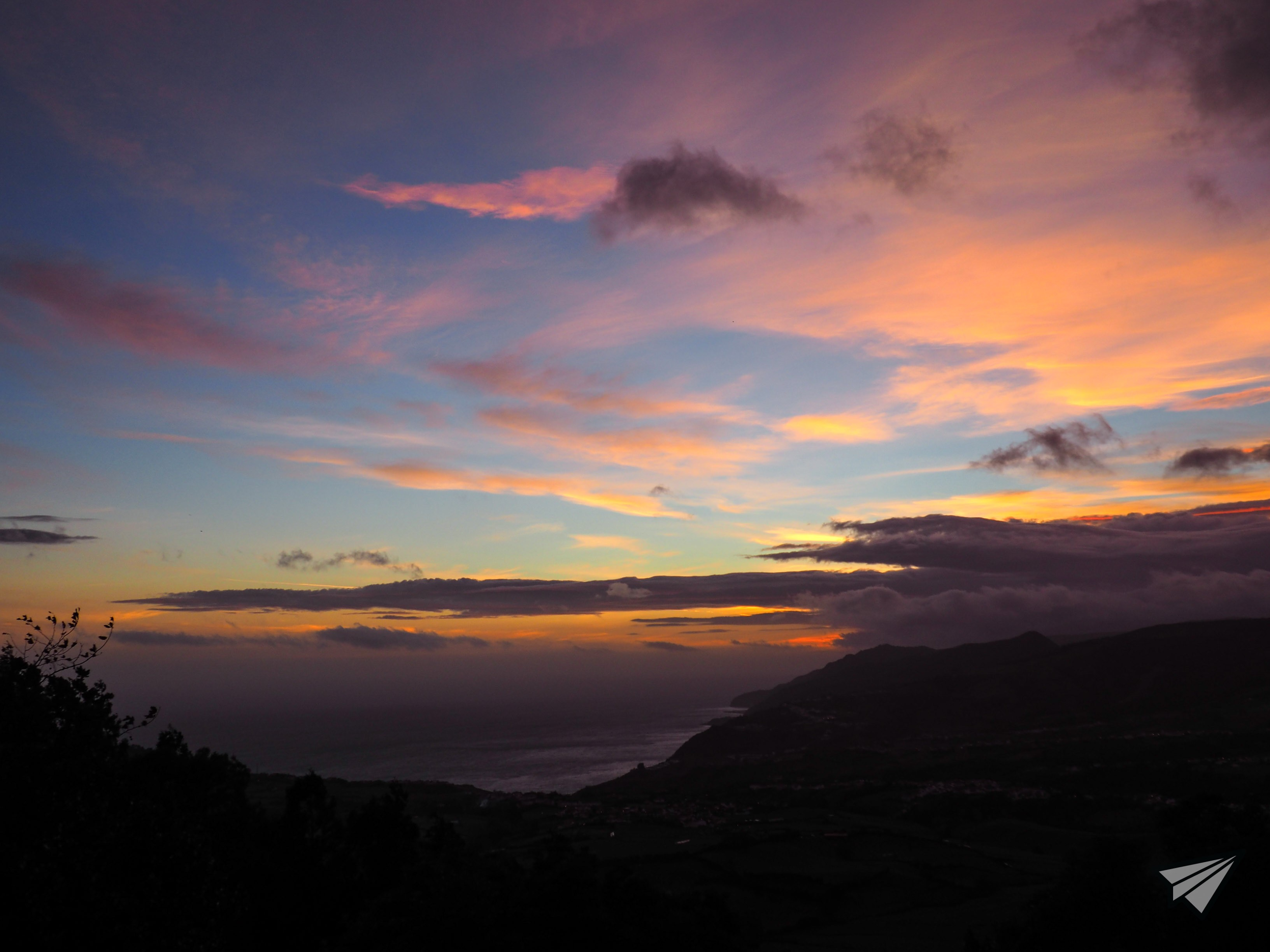 Miradouro Pico Long панорама