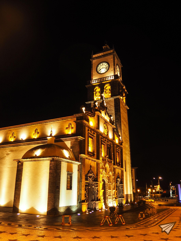 Понта Делгада църква