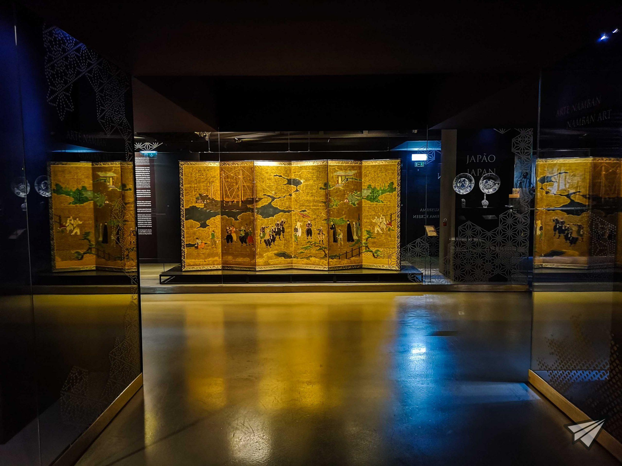 Museu do Oriente room