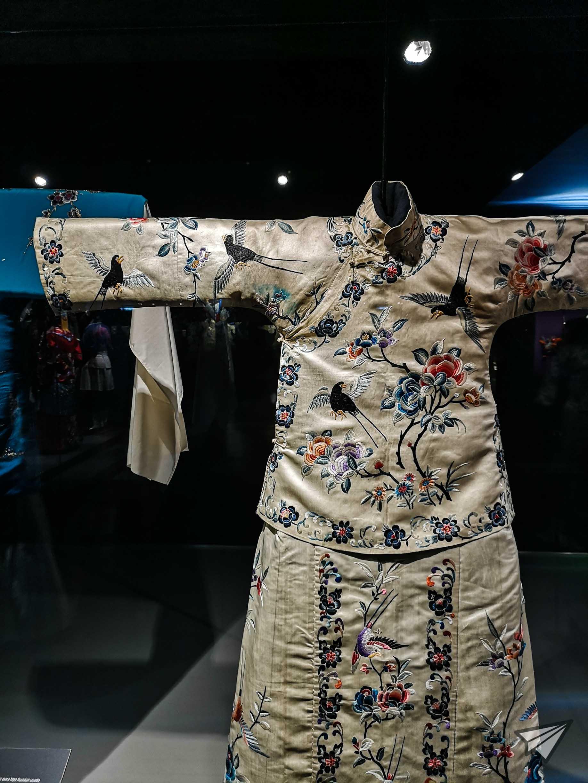 Museu do Oriente dress