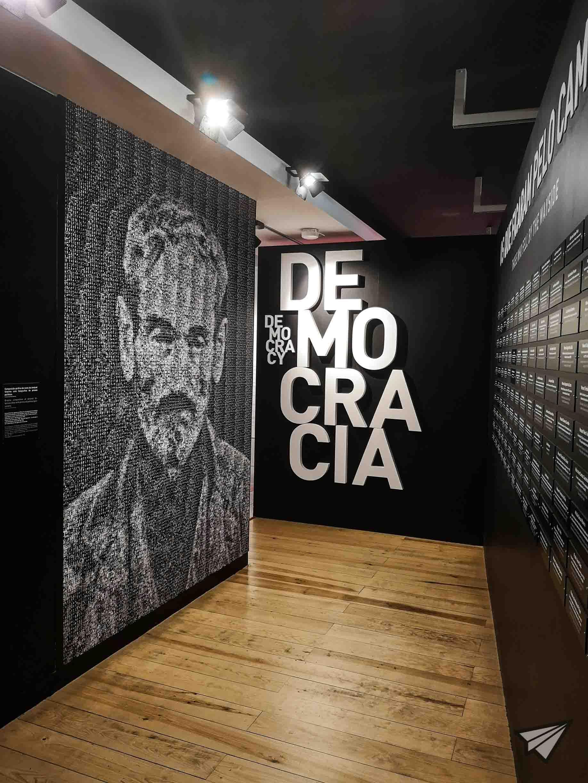 Museum Aljube Resistência e Liberdade democracy