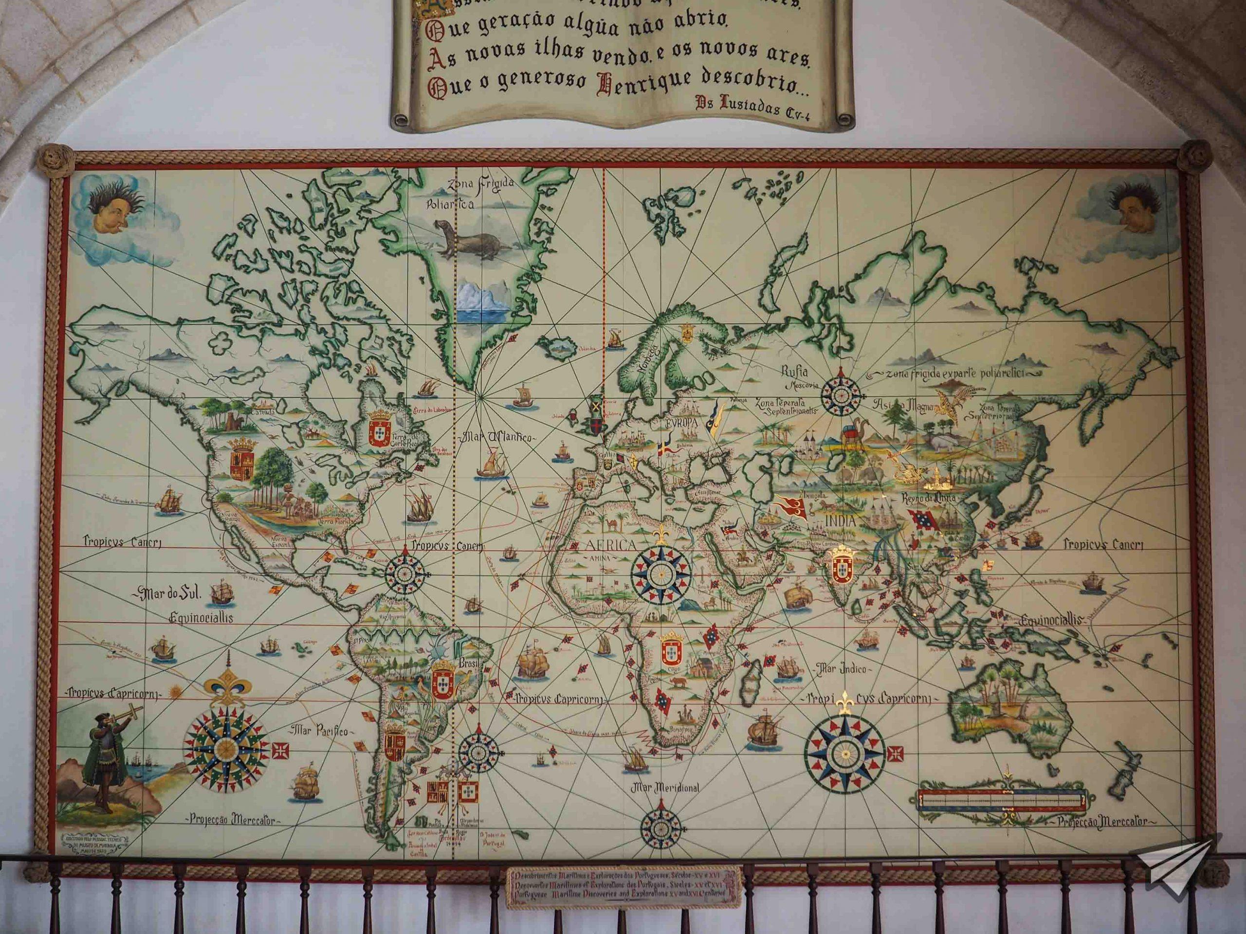 Museu de Marinha map