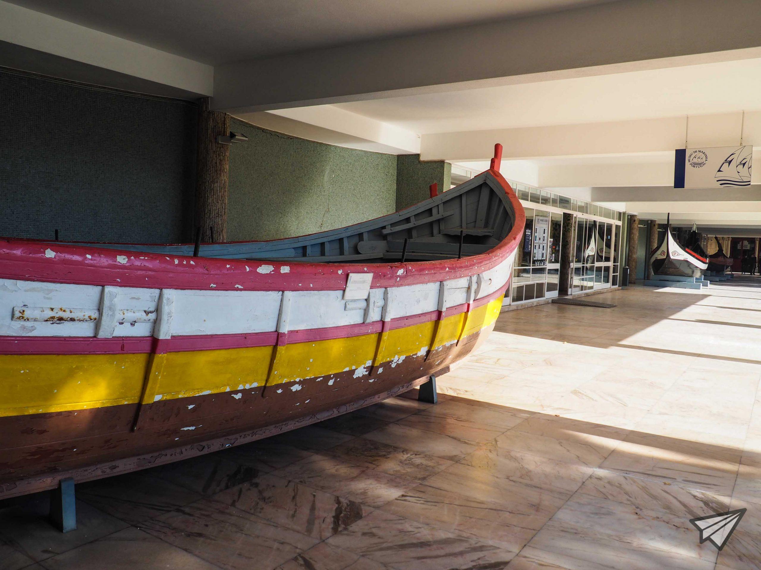 Museu de Marinha ships