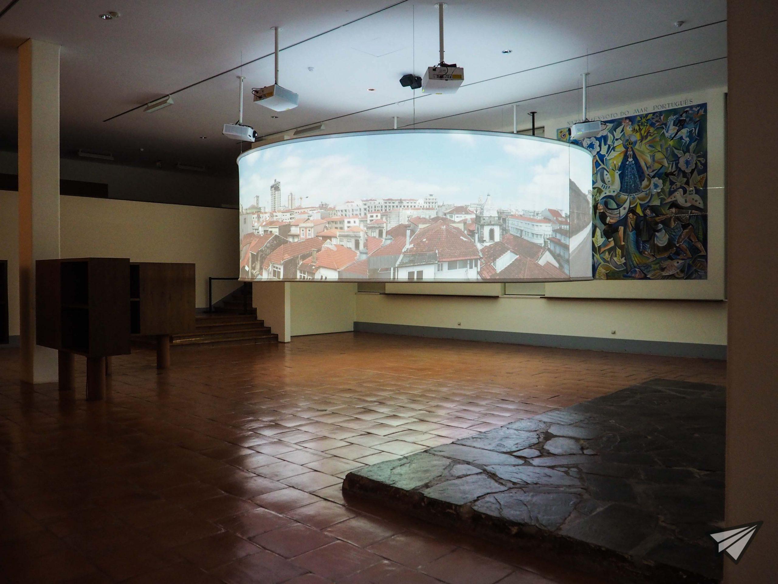 Museu de Arte Popular instalation