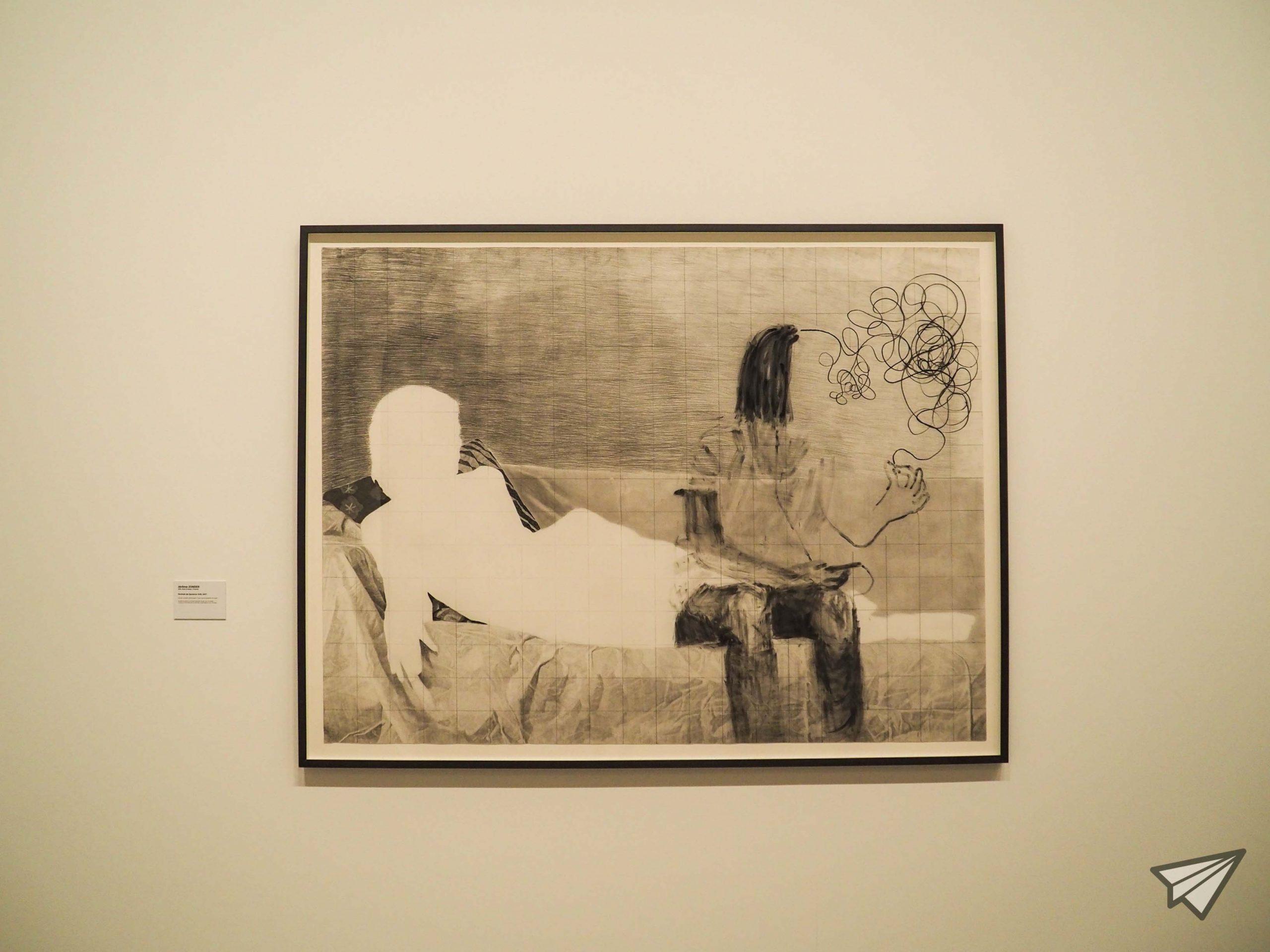Museu Coleção Berardo woman