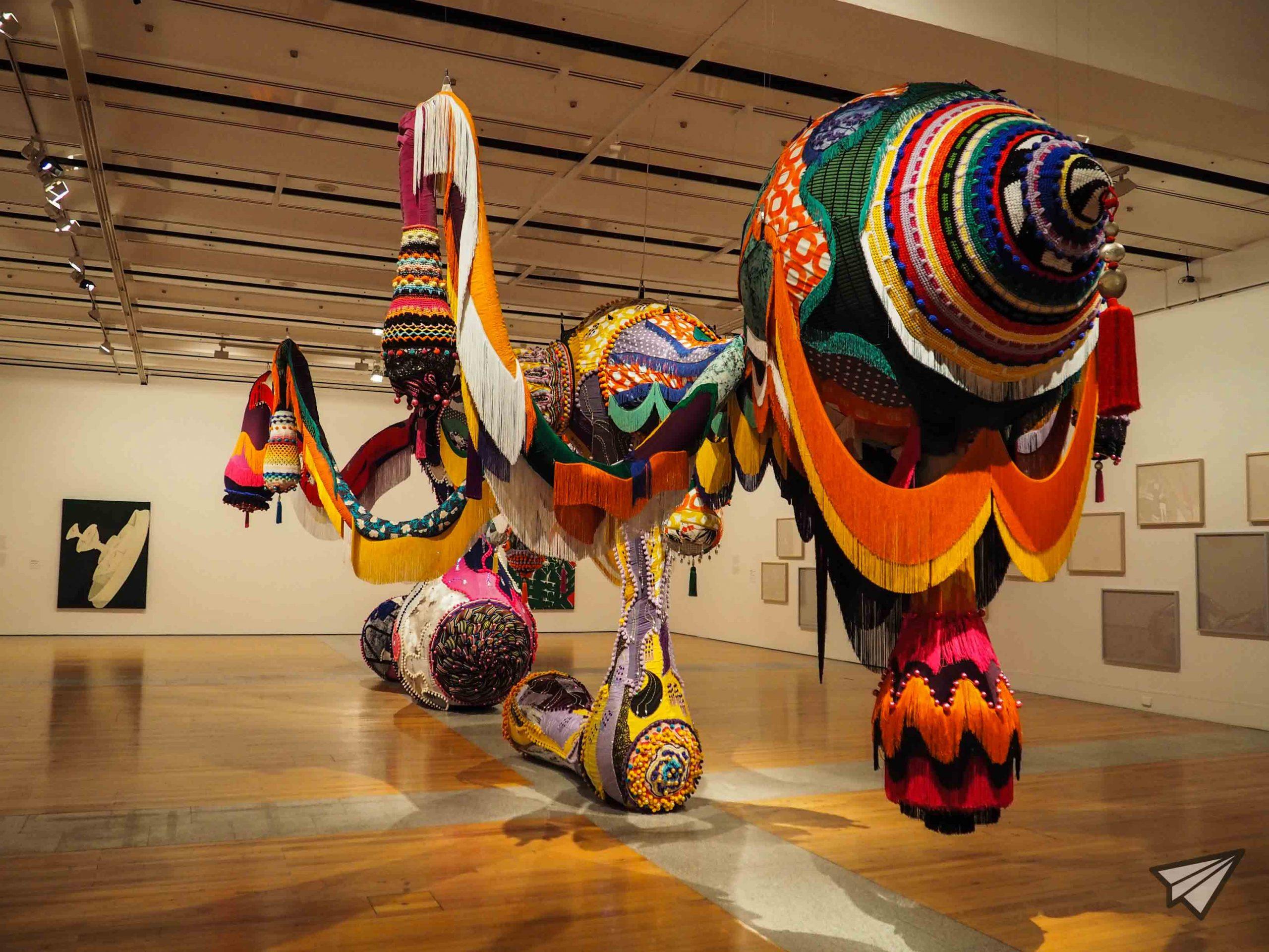 Museu Coleção Berardo instalation