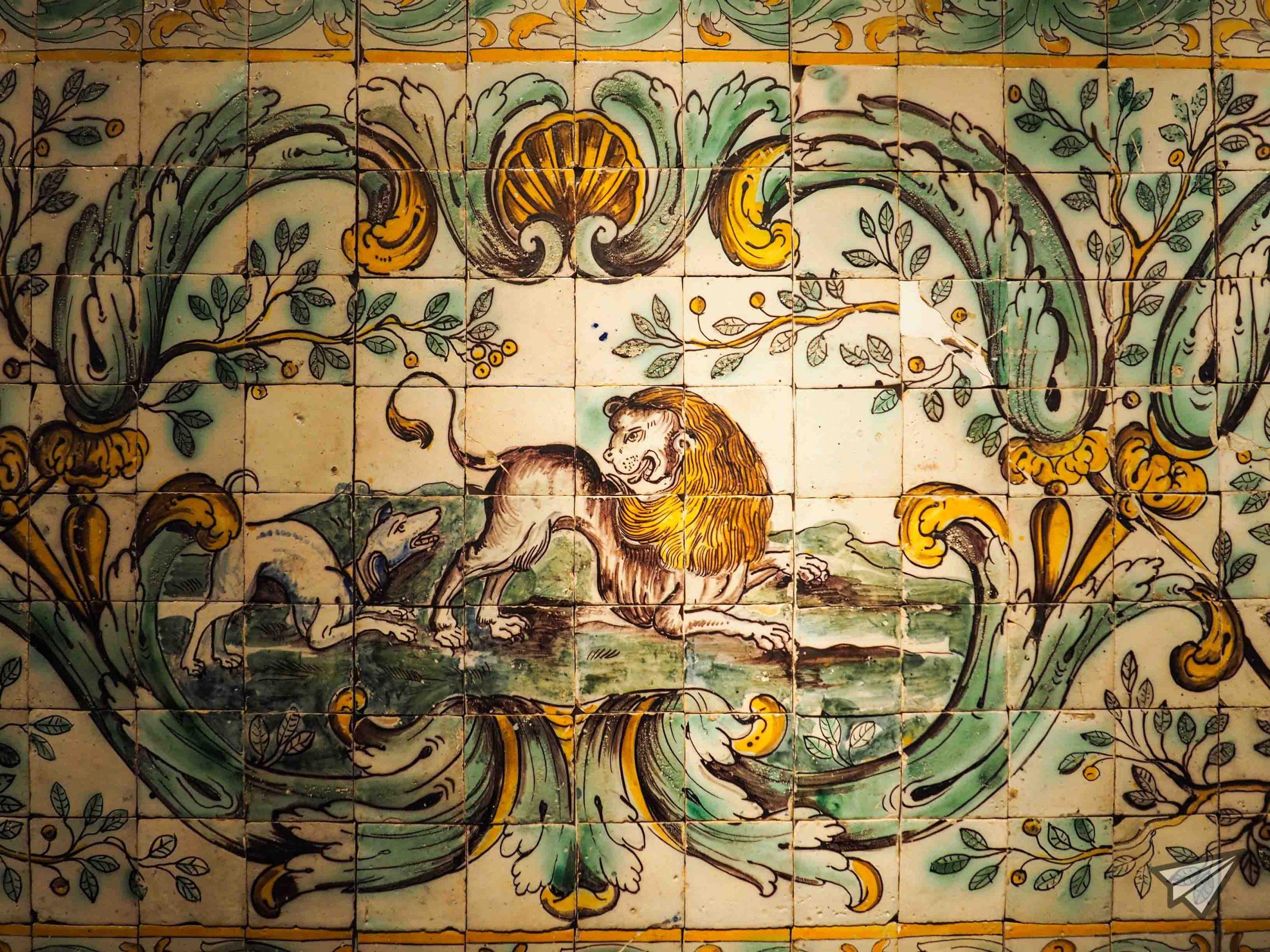 Museu Nacional do Azulejo art