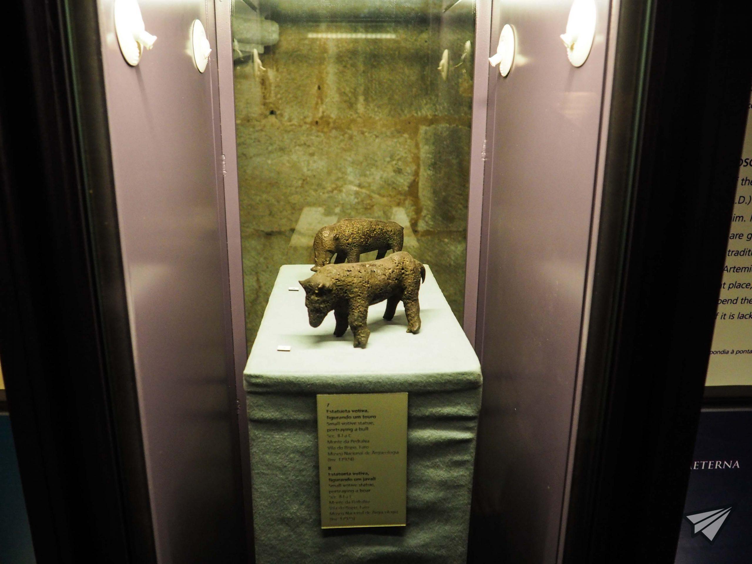 Museu Nacional de Arqueologia bronz