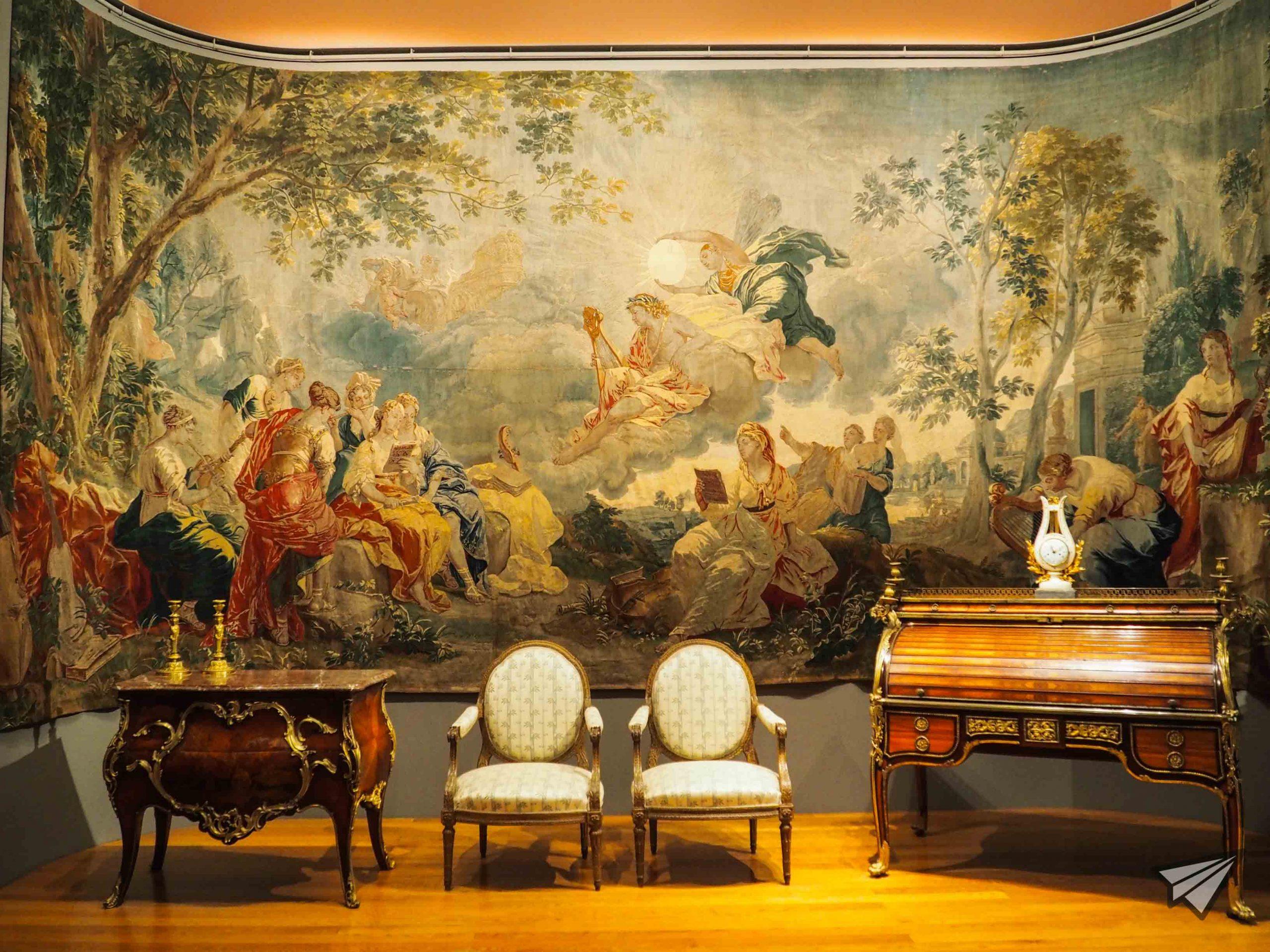 Museu Nacional de Arte Antigua room