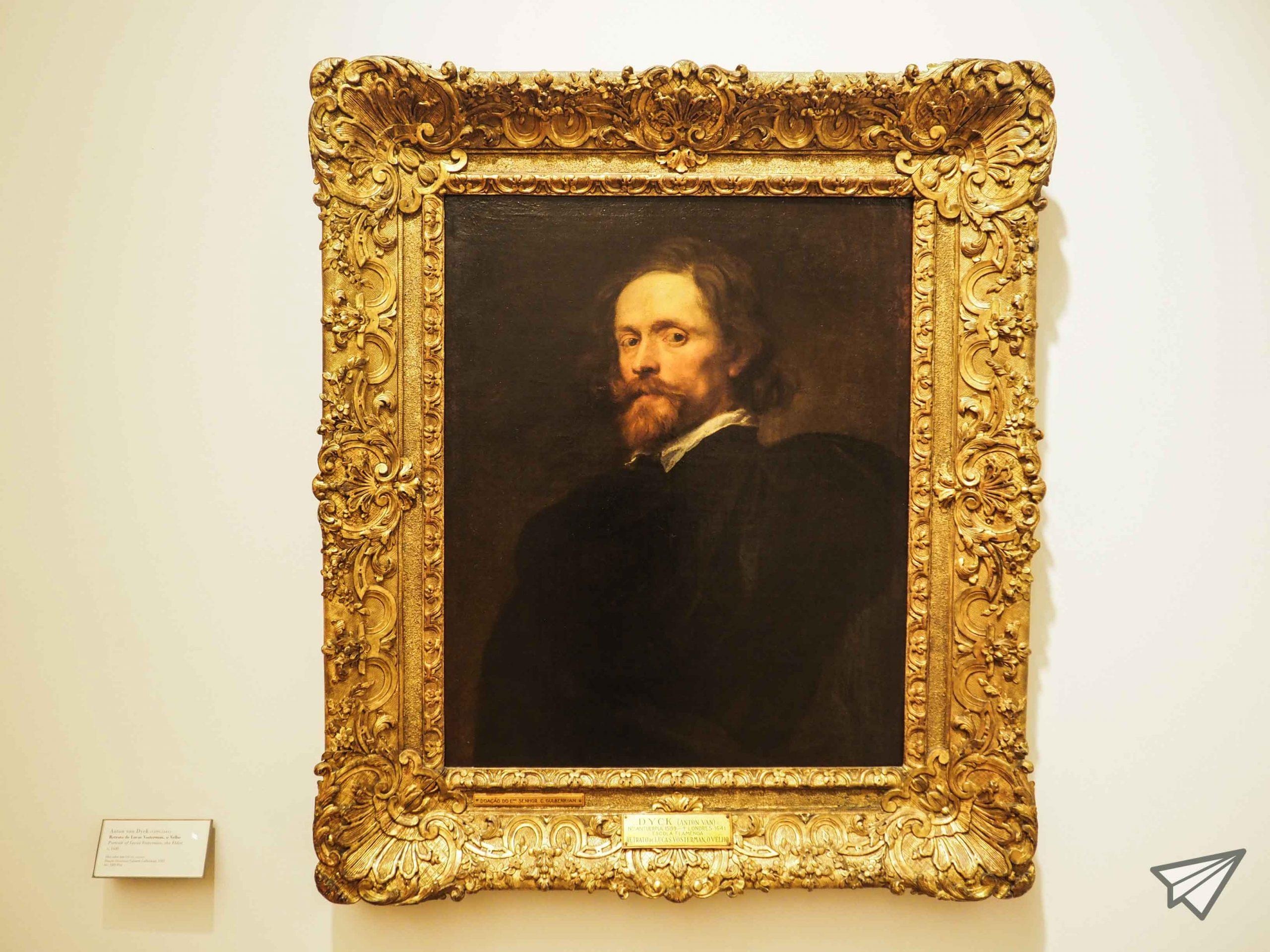 Museu Nacional de Arte Antigua painting