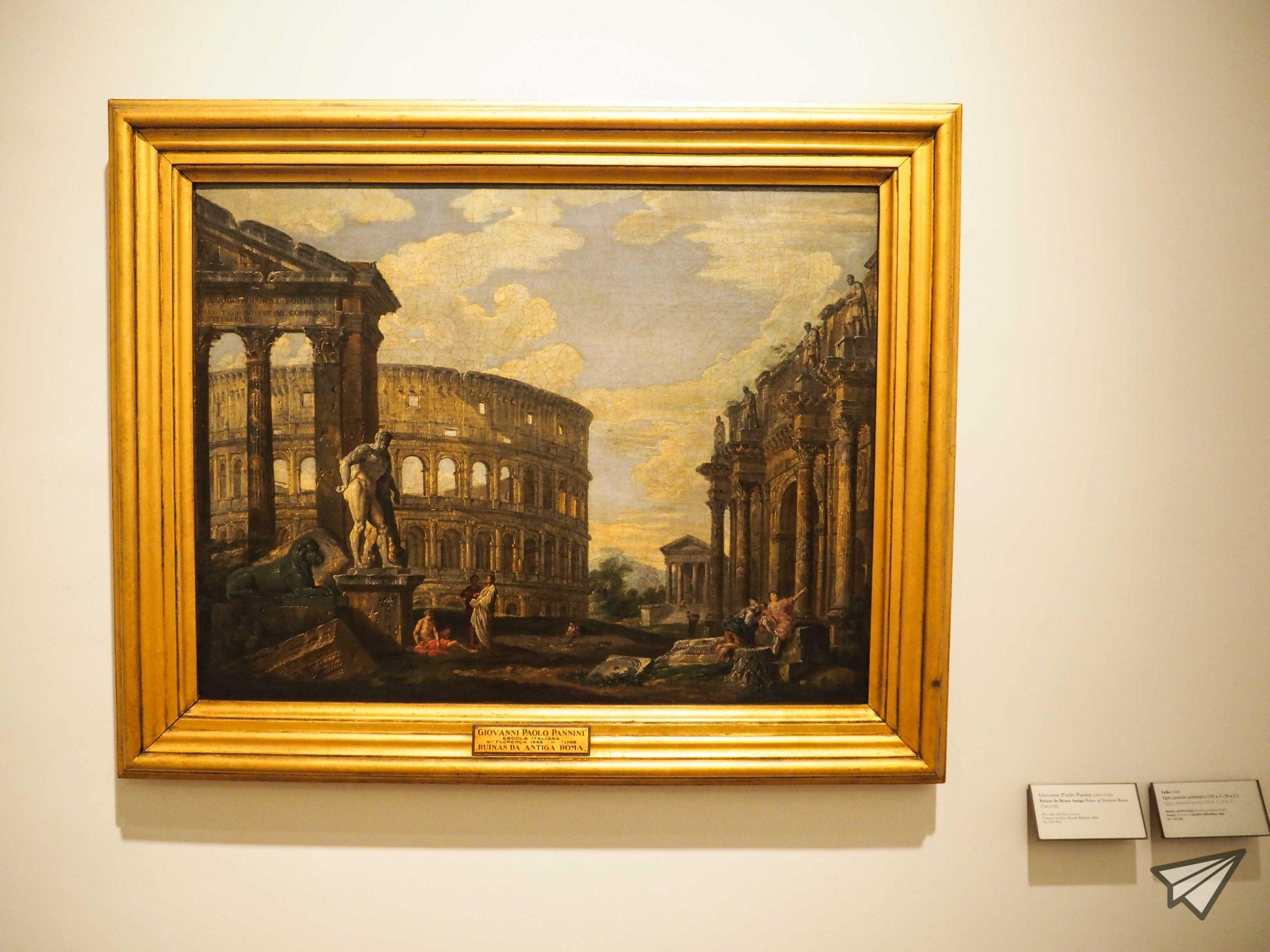 Museu Nacional de Arte Antigua art