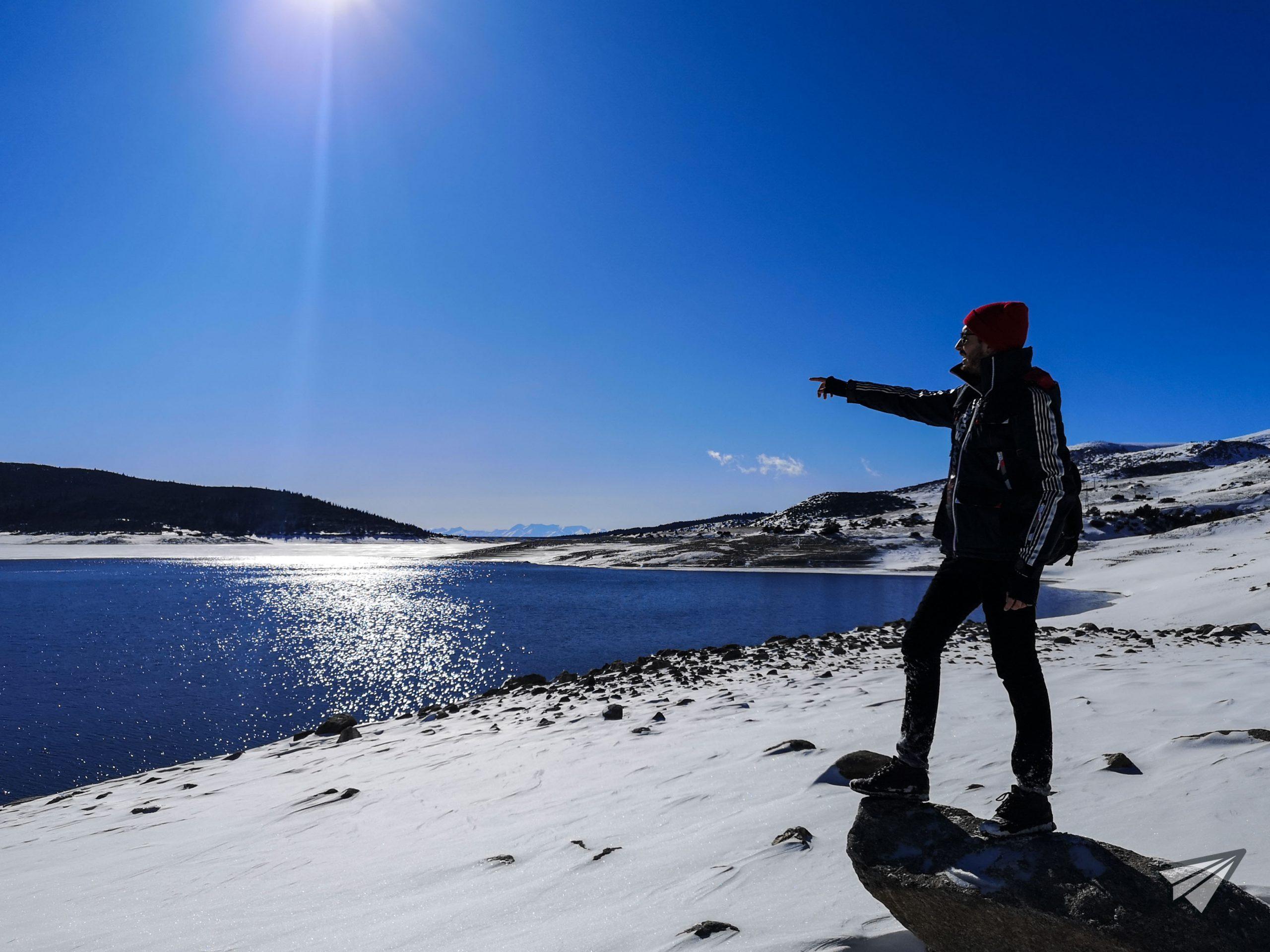 Покоряване на Белмекен зима