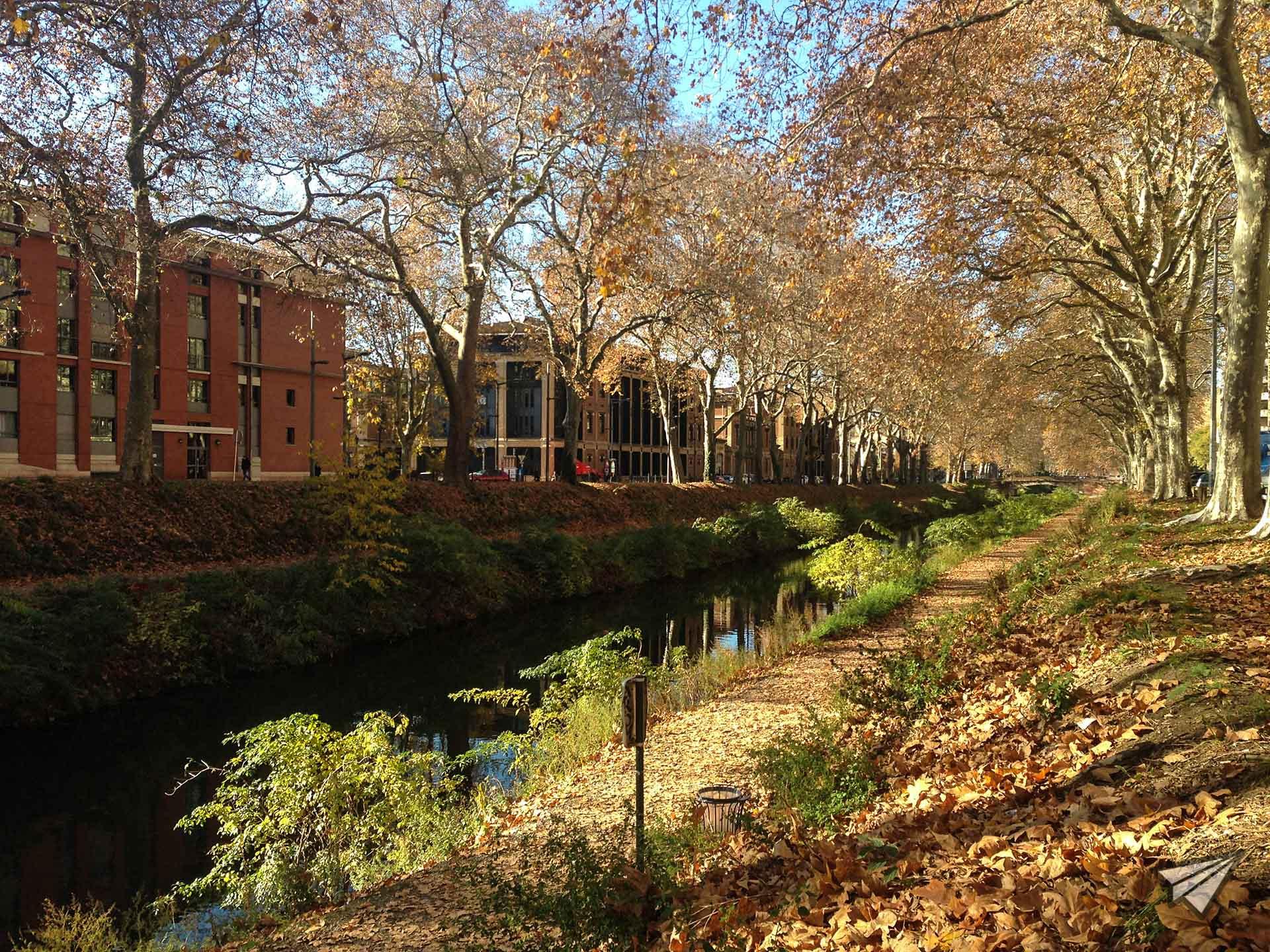 Canal de Brienne_ Toulouse