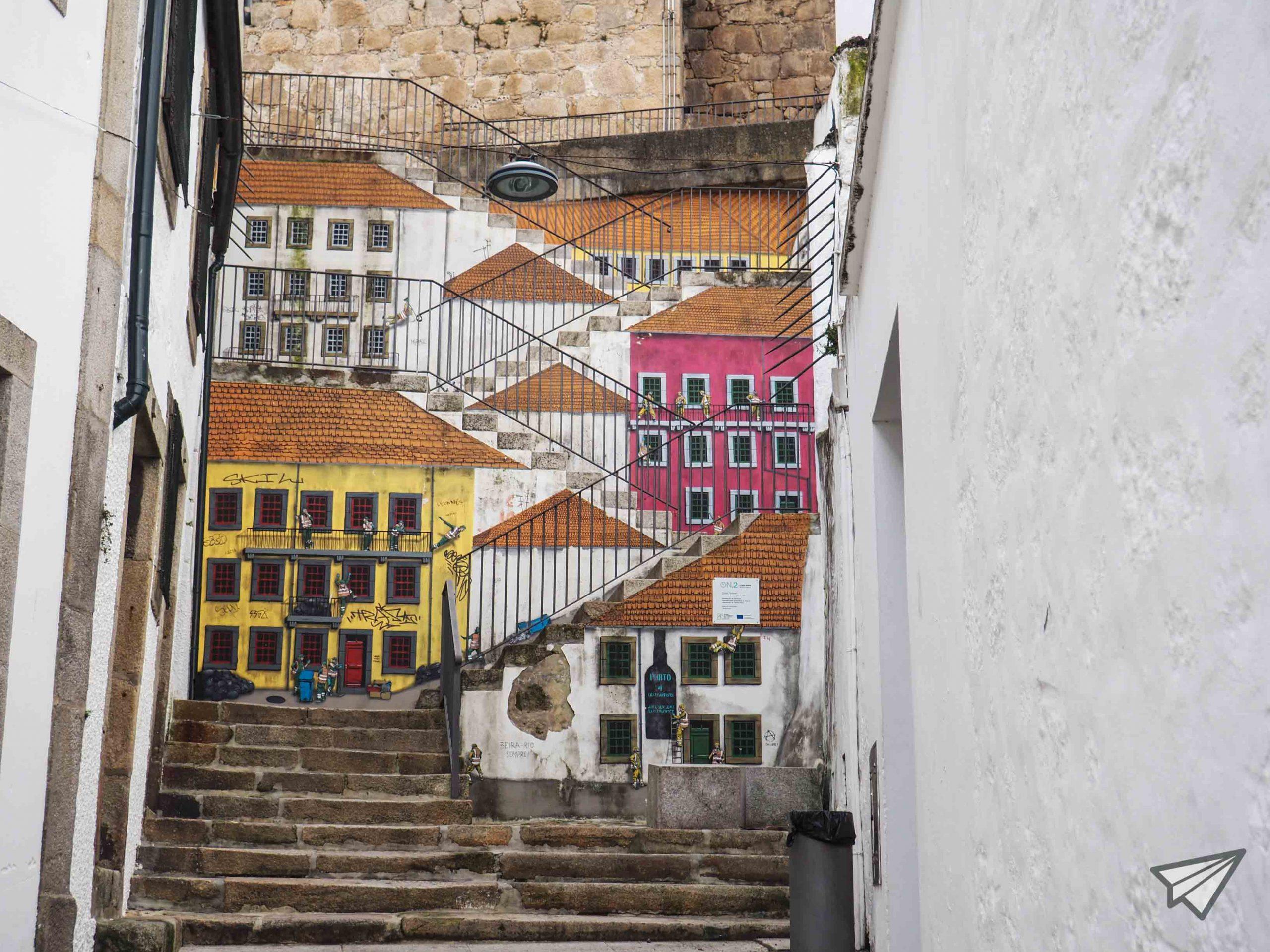 Porto instalation