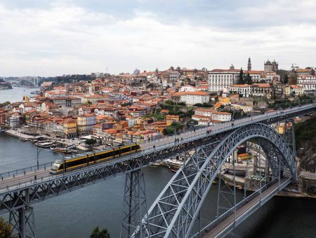 Falling in love with Porto