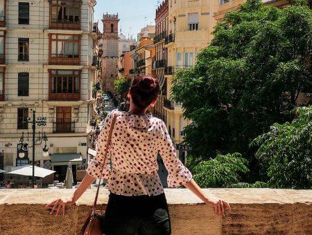 Adventure: Diana Zhelyazkova in Valencia