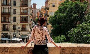 Авантюра: Даяна Желязкова във Валенсия
