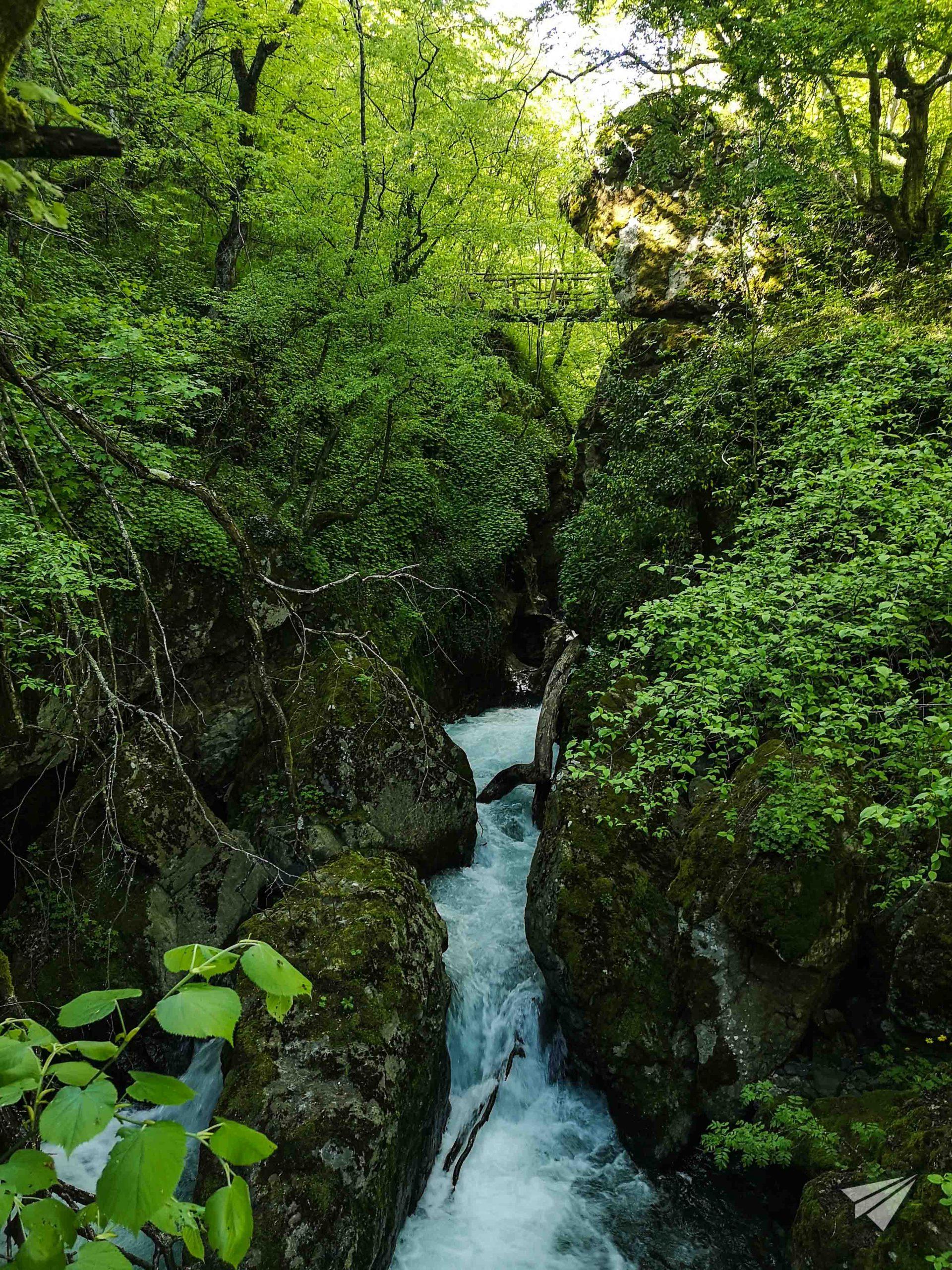 """екопътека """"Бяла река"""" природа"""